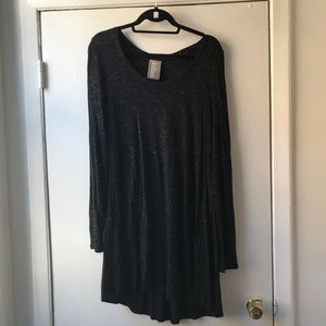 ANTHROPOLOGIE Dolan left coast collection tunic